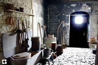 Palazzo dei Mercedari, museo etnografico queste ricostruzioni ambientali sono opera di Duccio Belgiorno, che lavorando con dedizione ha esattamente riprodotto all'interno del museo.  - Modica (1568 clic)