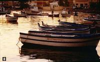 barche al crepuscolo    - Marzamemi (4568 clic)