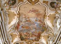 Basilica di Santa Maria Maggiore sec. XVII-XVIII, affreschi di Olivio Sozzi   - Ispica (4352 clic)