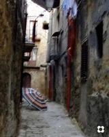 un vicolo   - Piazza armerina (2573 clic)
