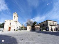 Ibla, la Villa Comunale  RAGUSA Enzo Belluardo
