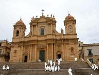 la Cattedrale   - Noto (4074 clic)