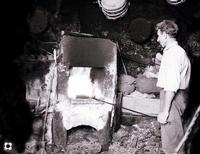 Masseria, preparazione per infornare pani ri casa e scacci  MODICA Enzo Belluardo
