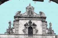 San Pietro, particolare  MODICA Enzo Belluardo