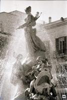 Piazza Archimede, particolare della Fontana di Diana   - Siracusa (2937 clic)