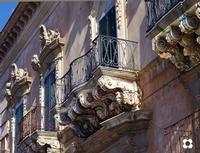 Palazzo Manenti, particolare questa immagine è stata inserita nell'ultima mia pubblicazione di foto