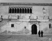 Ingresso, particolare architettonico   - Donnafugata (1454 clic)
