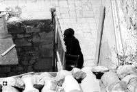 Sotto Pizzo, aspettando il calar della sera, '65  MODICA Enzo Belluardo