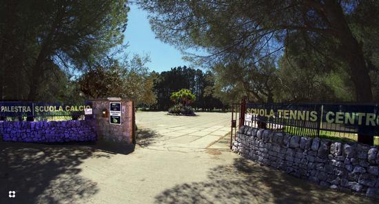Green Club Modica, ingresso - MODICA - inserita il 14-Apr-14