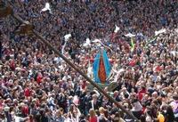 Pasqua 2011 a maronna vasa vasa a Modica (5386 clic)