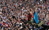 Pasqua 2011 a maronna vasa vasa a Modica  MODICA Enzo Belluardo
