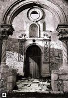 San Giovanni Fuori le Mura particolare, 1966   - Siracusa (3891 clic)