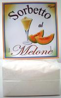preparato per sorbetto al melone  - Avola (5405 clic)