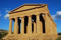 tempio della concordia   - Agrigento (4415 clic)