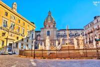 Piazza della vergogna   - Palermo (5584 clic)