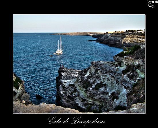 Cala di Lampedusa - LAMPEDUSA - inserita il 13-Jun-11