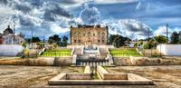 Castello della Zisa Scatto del Castello della zisa in Hdr.  PALERMO Gandolfo Cannatella