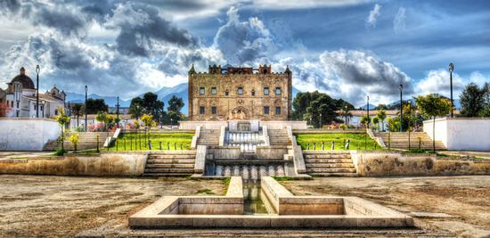 Castello della Zisa - PALERMO - inserita il 10-Jun-11