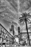 Scorcio della Cattedrale di Palermo  PALERMO Gandolfo Cannatella