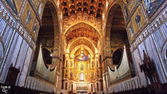 Duomo di Monreale - PALERMO - inserita il 13-Jun-11