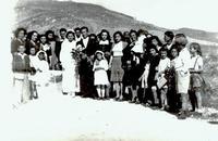 MATRIMONI D'ALTRI TEMPI 1947 Nociazzi  - Castellana sicula (5081 clic)