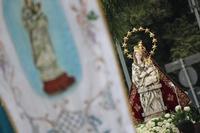 Castellana Sicula accoglie Maria SS.ma dell'Alto (3558 clic)