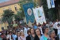 Castellana Sicula accoglie Maria SS.ma dell'Alto (2608 clic)