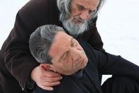 foto di scena film il silenzio  dell'uomo  regia  davide  gatti  - Bagheria (4493 clic)