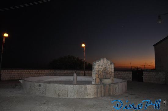 Cianciana  di notte   - foto Dino Vaccaro - CIANCIANA - inserita il 24-Jun-11