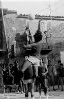 Festa di Quartiere 1980 - foto Dino Vaccaro   - Cianciana (4906 clic)
