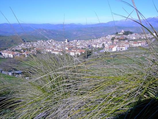 panorama - ALIMENA - inserita il 17-Dec-12