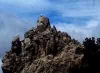 faccia di roccia   - Polizzi generosa (640 clic)