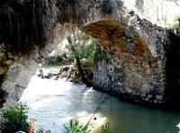 ponte romano   - Blufi (1601 clic)