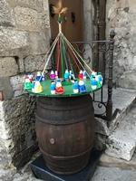 ballo della cordella in miniatura   - Petralia sottana (111 clic)