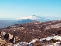 l'etna da piano battaglia   - Petralia sottana (25 clic)