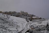 neve paesaggio innevato  - Petralia sottana (5850 clic)
