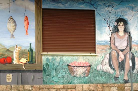 murales - CASTELLANA SICULA - inserita il 19-Nov-12