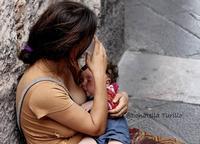 Il Paradiso e' sotto i piedi delle madri Amore eterno ed assoluto.  - Taormina (1519 clic)