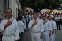 Procesione Maria SS delle Grazie a Montagnareale 15 agosto 2007  - Montagnareale (2047 clic)