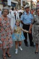 Procesione Maria SS delle Grazie a Montagnareale 15 agosto 2007  - Montagnareale (2396 clic)