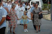Procesione Maria SS delle Grazie a Montagnareale 15 agosto 2007  - Montagnareale (2762 clic)