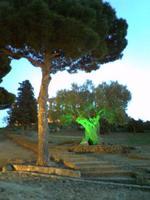 VALLE DEI TEMPLI   - Agrigento (4171 clic)