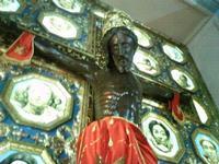 CRISTO NERO   - Siculiana (5029 clic)