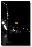 Lungomare notturno  - Mazara del vallo (4185 clic)