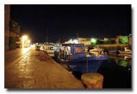 Piccola Imbarcazione Locale attraccata nel Molo del Fiume Mazzaro  - Mazara del vallo (3145 clic)