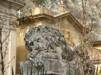 particolare del cimitero Angeli di Caltanissetta  - Caltanissetta (4536 clic)