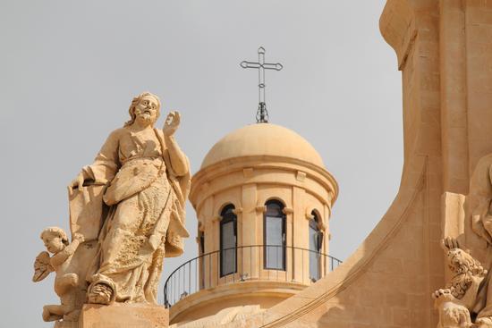 Cattedrale - NOTO - inserita il 22-Nov-11