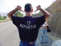 Il sottoscritto all'opera al Coppa Nissena (CL) del 2003 in cui ho ripreso l'ennesimo incidente!   - Campofelice di roccella (5492 clic)