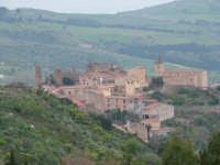 Panoramica del centro storico di Collesano  - Collesano (5656 clic)