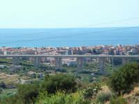 Panorama di Campofelice da C/da Burgifuto  - Campofelice di roccella (6694 clic)